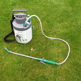 Hozelock Fertiliser / weed killer pressure spray