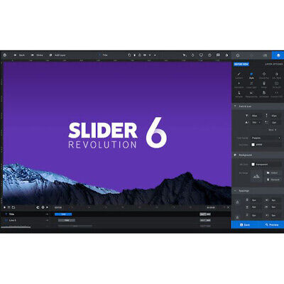 Slider Revolution Responsive Wordpress Plugin 400 Templates Life Time Updates