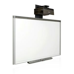 SMART boards and equipment