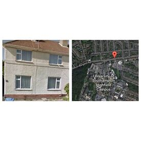 Burgess Road Student House to Let