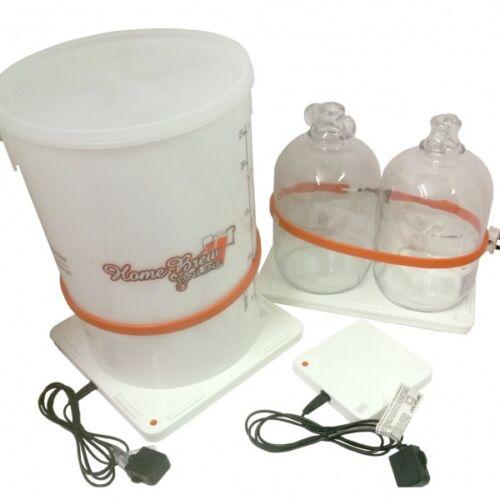 4 demijohn electric heater