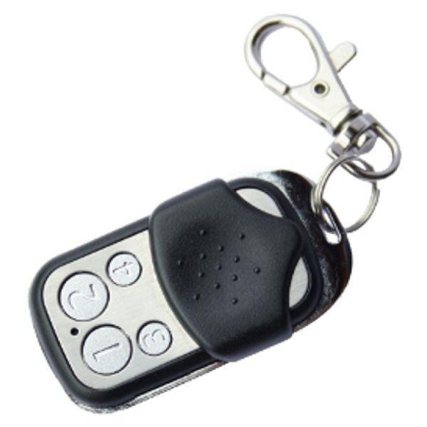 POPP - Z-Wave Plus 4 Button Remote Control KEYFOB-C