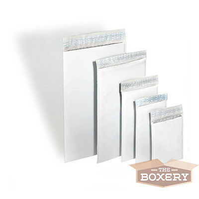 100 0 6x10 Poly Bubble Padded Envelopes Mailer