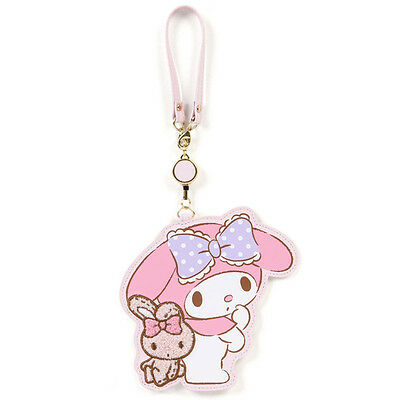 My Melody Reel ID Card Pass Case ❤ Sanrio Japan