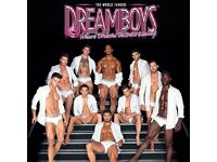 4x The Dreamboys tickets