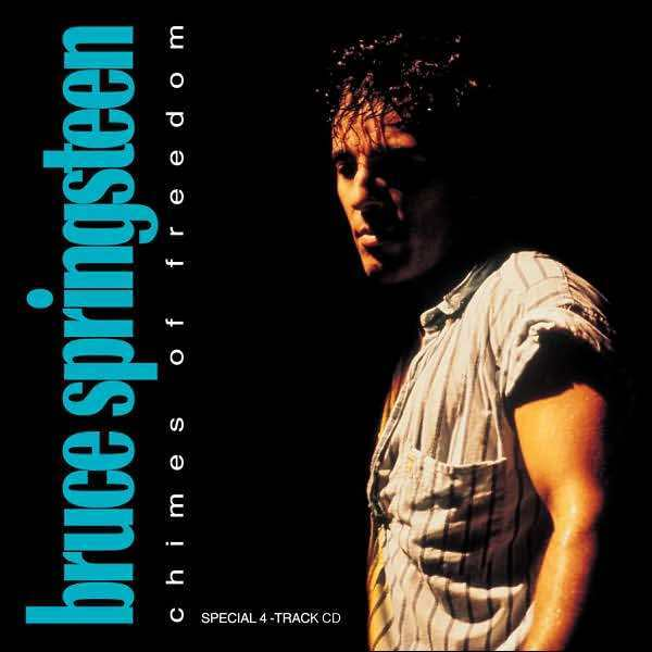 BRUCE SPRINGSTEEN : CHIMES OF FREEDOM (CD) sealed