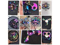 Latest Design Of Spinners In Stock £5 Each Or 3 For £12