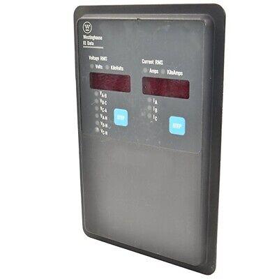 Iqdatapm Westinghouse Monitorprotection Line Metering Hmi W 3 Phase Power-sa