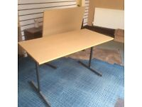 Office type tables 4 left