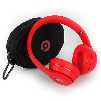 Beats By Dre - BEATS BY DR DRE SOLO HD 3.0 WIRELESS BLUETOOTH HEADPHONE RED