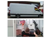 GB MAN AND VAN (7 DAYS A WEEK)