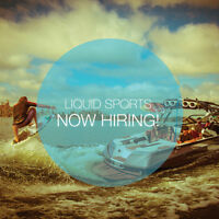 Liquid Sports is now hiring a part-time sales position!