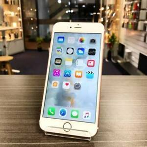 Pre loved iPhone 6S Plus Rose Gold 64G AU MODEL IN BOX UNLOCKED Ashmore Gold Coast City Preview