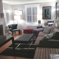 Sandy Hill-WALK to Ott.U./Downtown-Roommate for Furn'd 3Bed Apt.