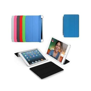 iPad mini 1 / 2 / 3 Smart Cover hoes hoesje case - WIT