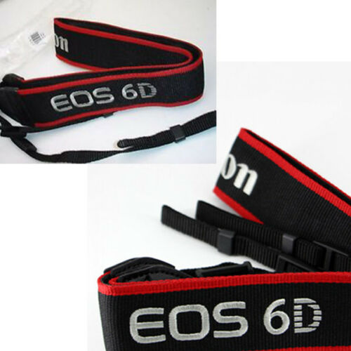 Canon EOS DSLR Camera Adjustable Shoulder Neck Strap for EOS 600D
