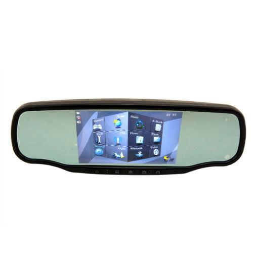 Eroda 5 Inch Capacitive HD Touch Screen GPS Navigation Car DVR Radar Bluetooth