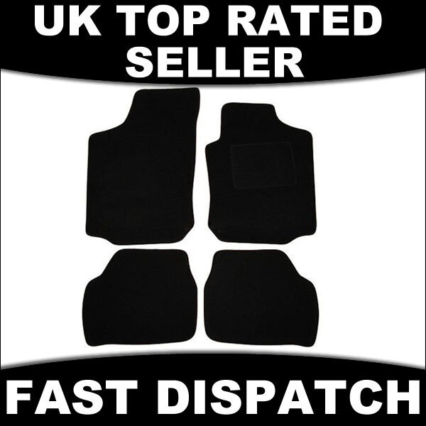 Quality Carpet Tailored Car Mats To Fit VW Polo 04-09