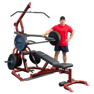 Body Solid Home Gym ** save $750 **