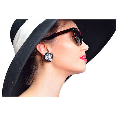 Audrey Hepburn-the Breakfast at Tiffany's Oversized Premium Wool Hat