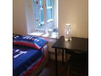 CHEAP AND SUPER COMFORTABLE DOUBLE ROOM!ALL BILLS INC.!
