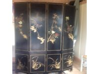 Chinese screen / room divider