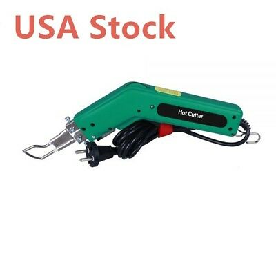 Us Stock-100w 110v Durable And Practical Handheld Hot Heating Knife Cutter Tool