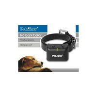 COLLIER ANTI-ABOIEMENT RECHARGEABLE/NO BARK COLLAR