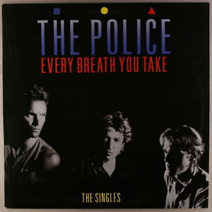 THE POLICE EVERY BREATH YOU TAKE THE SINGLES ( VINYL )