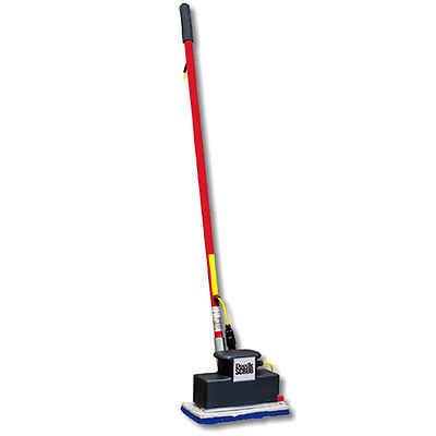 Floor Polisher Buffer Scrubber Machine Tile Granite Marble Grout Square Scrub