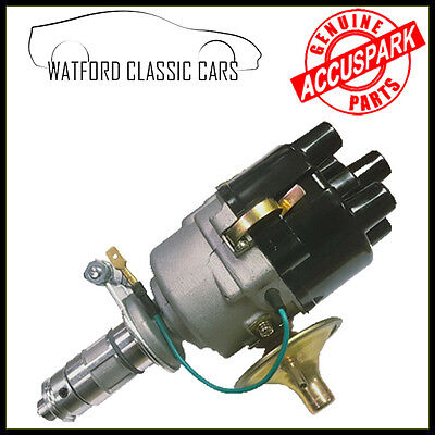 Brand New 45D Traditional Points Distributor for MGB 1964 -1981