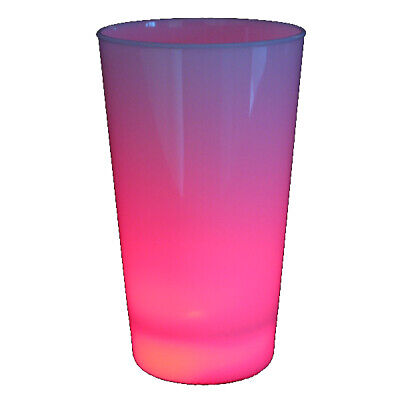 Led Drinkware (Red Light Up Party LED Glow Cup)