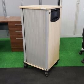 Werndl Mobile Tambour Hot Desk 1 available