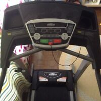 Treadmill tempo fitness 610T