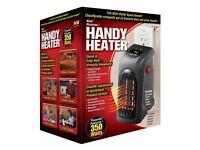 Handy Heater - Super Delux Plug-in Heater