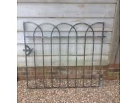 Heavy Duty Metal Gate