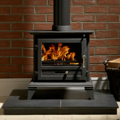 Firefox Classic 8 Cleanburn Multifuel / Woodburning Stove