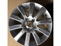 """Ford alloys 5x108 17"""" focus cc may also fit mondeo connect c-max winter wheels"""
