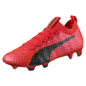 Puma Evopower Vigor 3D FG Red BNIB New Mens US 10.5 Soccer Shoes