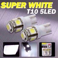 6000K Xenon White T10 921 SMD Light Bulbs