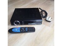 Satellite box Technomate ! Full Sky Package Included , sky sports! Sky movies and so on and so forth
