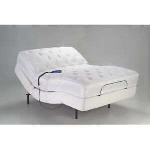 Pro-Motion Adjustable Bed Base and Mattress