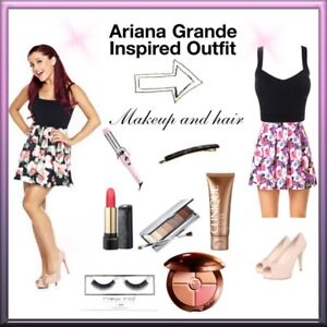ARIANA GRANDE OUTFIT FROM SAM AND CAT