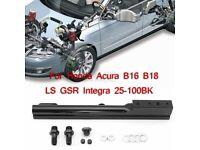 Car High Volume Fuel Rail D-Series for Honda Civic CR-X D15B7 D15B8 D16A6 D16Z6