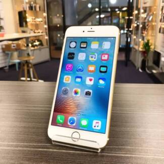 Excellent iPhone 6 Plus 16GB Gold accessories invoice warranty
