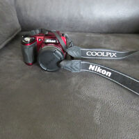 NIKON COOLPIX L110 12.1MP DIGITAL CAMERA