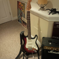 Stage Classic Series Strat style