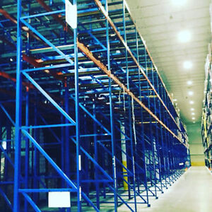 Pallet Racking & Wire Mesh Decks - Sales & Installation