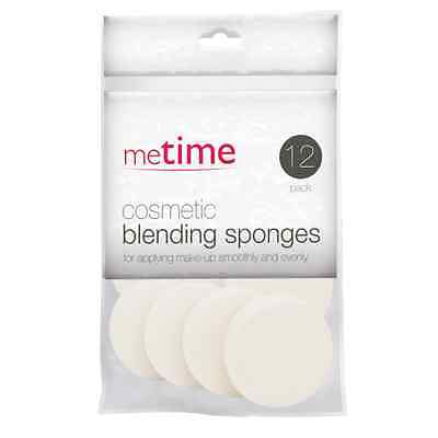 12PK MAKE UP/COSMETIC SPONGES WEDGES/BLENDER FOR FOUNDATION PERFECT FINISH NEW
