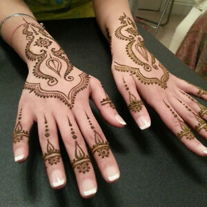 Henna Designs /bridal henna,Henna  Party(chamicals Free) Kitchener / Waterloo Kitchener Area image 6